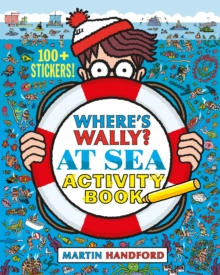 Where's Wally? At Sea : Activity Book, Paperback / softback Book
