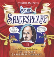 Pop-up Shakespeare : Every play and poem in pop-up 3-D, Hardback Book