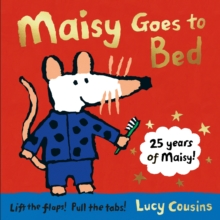 Maisy Goes to Bed, Hardback Book