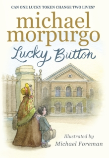 LUCKY BUTTON, Hardback Book