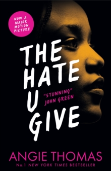 The Hate U Give, Paperback Book