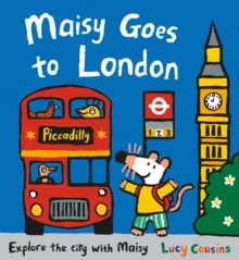 Maisy Goes to London, Paperback / softback Book
