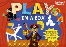 National Theatre: Play in a Box, Hardback Book