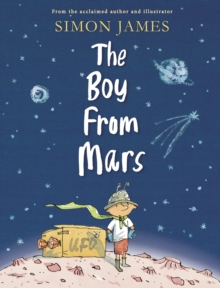 The Boy from Mars, Hardback Book