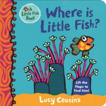 Where Is Little Fish?, Board book Book