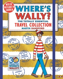 Where's Wally? The Totally Essential Travel Collection, Paperback / softback Book