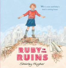 Ruby in the Ruins, Hardback Book