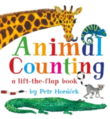 Animal Counting, Hardback Book