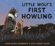 Little Wolf's First Howling, Hardback Book