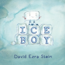 Ice Boy, Hardback Book