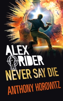 Never Say Die, Hardback Book