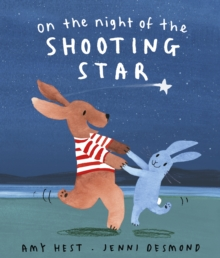 On the Night of the Shooting Star, Hardback Book