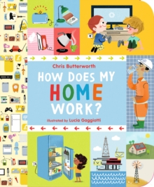 How Does My Home Work?, Paperback / softback Book