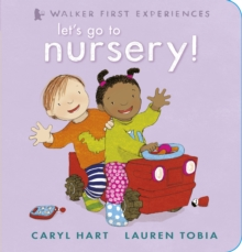 Let's Go to Nursery!, Paperback / softback Book