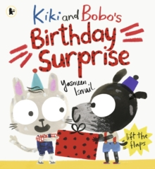 Kiki and Bobo's Birthday Surprise, Paperback / softback Book