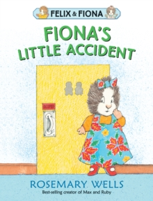 Fiona's Little Accident, Hardback Book