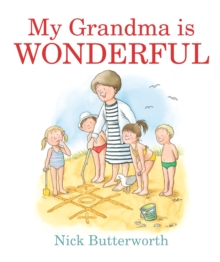 My Grandma Is Wonderful, Board book Book
