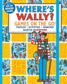 Where's Wally? Games on the Go! Puzzles, Activities & Searches, Paperback / softback Book