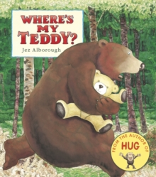 Where's My Teddy?, Board book Book