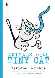 Animals with Tiny Cat, Paperback / softback Book