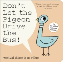 Don't Let the Pigeon Drive the Bus!, Board book Book
