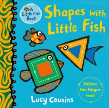 Shapes with Little Fish, Board book Book