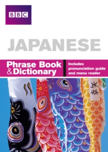 BBC Japanese Phrasebook and Dictionary, Paperback / softback Book