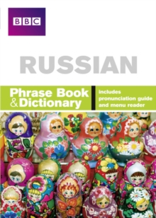 BBC Russian Phrasebook and Dictionary, Paperback Book