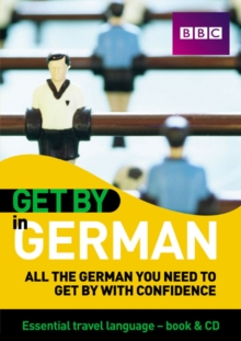 Get by in German Pack, Mixed media product Book