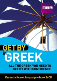 Get By In Greek Pack, Mixed media product Book