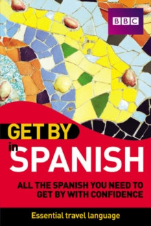 Get By in Spanish Cassettes, Paperback Book