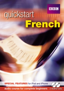 QUICKSTART FRENCH AUDIO CD'S, CD-Audio Book