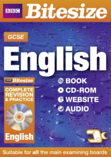 GCSE Bitesize English Complete Revision and Practice, Mixed media product Book