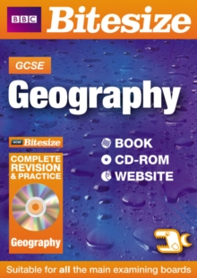 GCSE Bitesize Geography Complete Revision and Practice,  Book