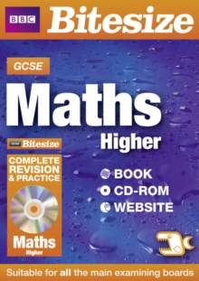 GCSE Bitesize Maths Higher Complete Revision and Practice,  Book