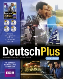 Deutsch Plus 1, Mixed media product Book