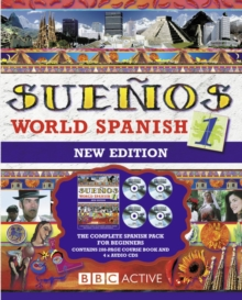 Suenos World Spanish 1: language pack with cds, Mixed media product Book