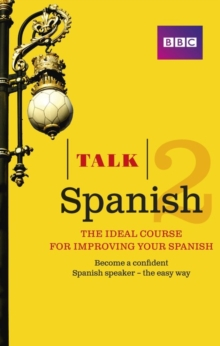 Talk Spanish 2 Book, Paperback / softback Book