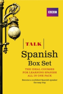 Talk Spanish Box Set (Book/CD Pack) : The ideal course for learning Spanish - all in one pack, Mixed media product Book
