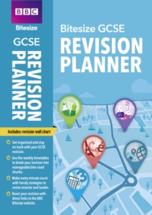 BBC Bitesize GCSE Revision Skills and Planner, Spiral bound Book