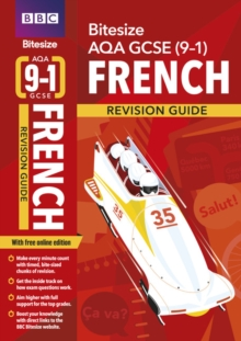 BBC Bitesize AQA GCSE (9-1) French Revision Guide, Mixed media product Book