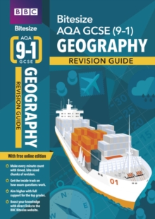 BBC Bitesize AQA GCSE (9-1) Geography Revision Guide, Mixed media product Book