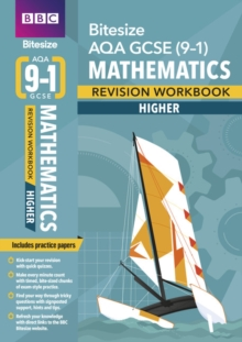 BBC Bitesize AQA GCSE (9-1) Maths Higher Workbook, Paperback / softback Book