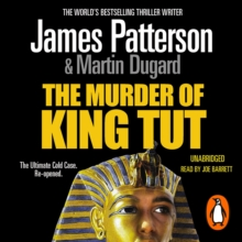 The Murder of King Tut, eAudiobook MP3 eaudioBook
