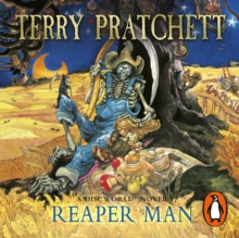 Reaper Man : (Discworld Novel 11), eAudiobook MP3 eaudioBook