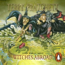 Witches Abroad : (Discworld Novel 12), eAudiobook MP3 eaudioBook