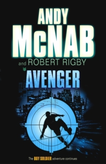 Avenger, EPUB eBook