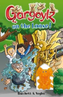 Gargoylz on the Loose!, EPUB eBook