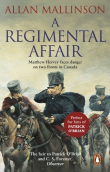 A Regimental Affair : (Matthew Hervey 3), EPUB eBook