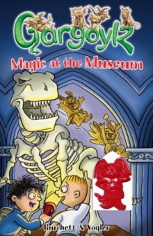 Gargoylz: Magic at the Museum, EPUB eBook